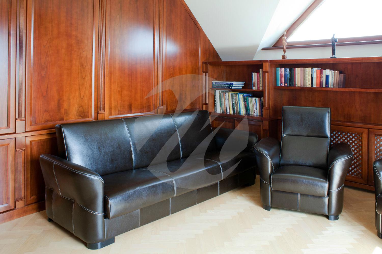 meble biblioteczne 6M