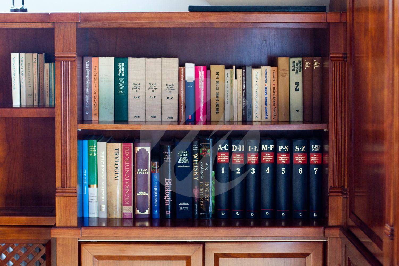 meble biblioteczne 7M